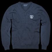 Pullover V-Sport navy